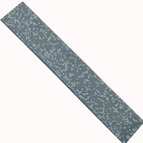 Turquoise Glitter Bra Strap-0