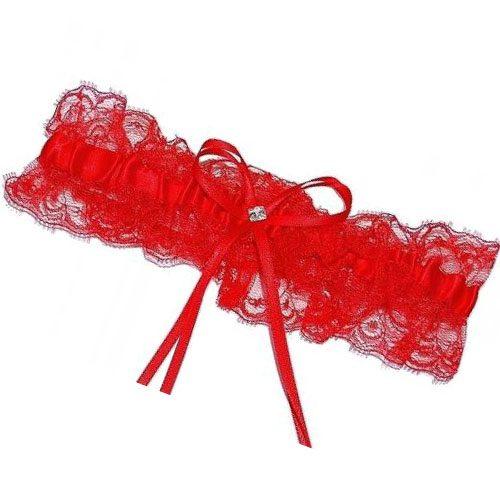 Barcelona Red Garter-0