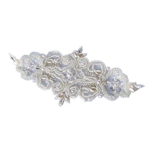 Handmade 'Giselle' Wedding Garter -0