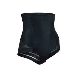 Invisible-Line® Mesh High Waist Brief